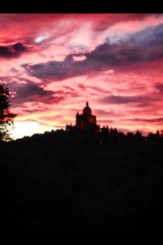 LA sera...(foto di Michele Mutti)
