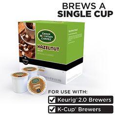 Keurig® K-Cup® Portion Pack Green Mountain Coffee Hazelnut Decaf Coffee - 18-pk.