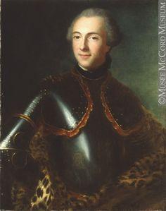 M985.219 | Charles Le Moyne du Longueuil, troisième Baron du Longueuil, 1724-1755