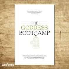 The Goddess Mojo Bootcamp is for women who want authentic relationships, not ones who want to manipulate men in order to get a ring. It's for women who desire happy, healthy relationships, not women who are looking for a relationship to make them happy.