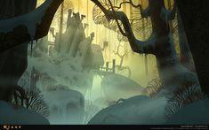 Resultado de imagen de animation background interiors