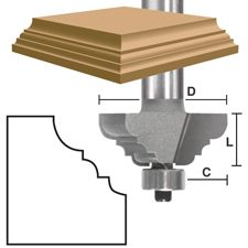 Diy Router, Cnc Router Bits, Wood Router, Router Woodworking, Router Projects, Diy Wood Projects, Using A Router Table, Railing Design, Kids Wood