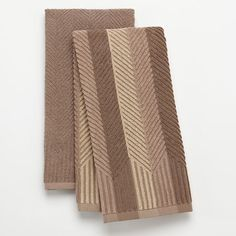 Give your kitchen linen collection a refresh with these coordinating kitchen towels from Food network. Kitchen Linens, Kitchen Towels, Chevron Kitchen, Linen Towels, Food Network Recipes, Sculpting, Cotton, Collection, Gender