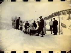 Vintage Winter Sports