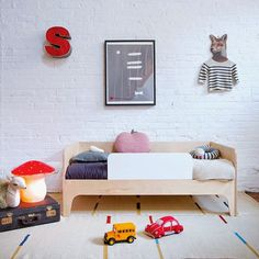 the boo and the boy: boys' rooms Selection of the best kids rooms with decor ideas, inspirations for baby rooms, girls rooms, boys rooms... Cute ideas, solutions to make this rooms the best rooms in the world. :) see more ideas at: www.homedesignideas.eu