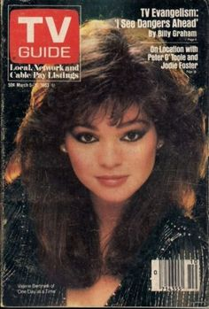 c0f06bd068 And what woman in her mid didn t want to either BE Valerie Bertinelli or at  least be her friend  And TV guide is still a magazine