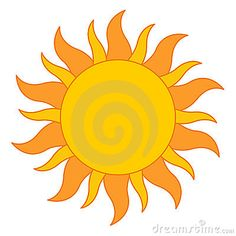 Sun logo by Dreamzdesigner, via Dreamstime