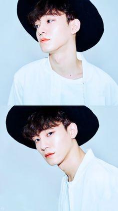 I fall in love with him Chen Exo/ Exo-M Kaisoo, Chanbaek, Chanyeol Baekhyun, Exo Ot12, Park Chanyeol, Exo Chen, Kpop Exo, K Pop, Kris Wu