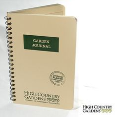 Our water-resistant garden journal will help you be better organized in the garden. Filled with all-weather writing paper, it includes handy measurement conversions and tips on soil amendments. Made by Rite-in-The-Rain exclusively for High Country Gardens.  7