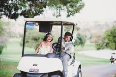 A charming yellow and gray wedding at San Dimas Canyon Golf Course | Shelly Anderson Photography: http://shellyandersonphotography.com