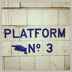 Platform No.3