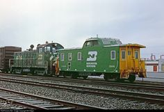 RailPictures.Net Photo: BN 474 Burlington Northern Railroad EMD NW2 at Seattle, Washington by Bill Edgar