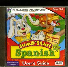 Jump Start Spanish User's Guide