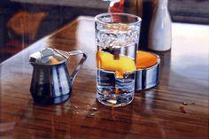 """Ice Water"" Ralph Goings - Louis K. Meisel Gallery"