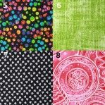 Assorted 100% Cotton Printed Fabric