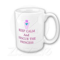 Pretty Perfume for the Princess Mug