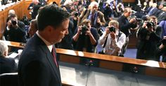 Comey: Lynch Pressured Me Over Clinton Investigation