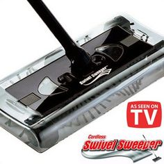 Valentine Gifts Swivel Sweeper ALL Surface Cordless Sweeper $24.00 #bestseller