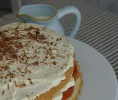 Recipe Trixie's 'Light as Air' Sponge Cake by Thermomix in Australia - Recipe of category Baking - sweet