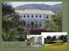 """Rose Hall  Jamaica.  Home of """"The White Witch of Rose Hall"""""""