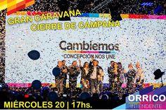 Cambiemos Concepción del Uruguay: Sumate a la Caravana por el Cambio en Concepción d...