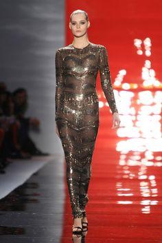 Gorgeous! NYFW Reem Acra Fall 2012