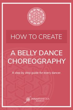 Learn how to create your own belly dance choreography. Select and analyze your music, get inspired by other dancers and overcome the fear of creativity.