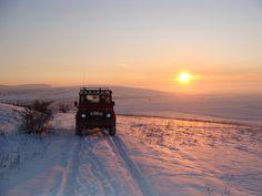 Sunset Transylvania by Paul White, via 500px
