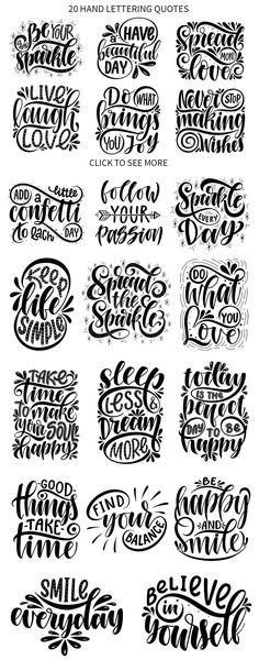 Doodle quotes, calligraphy quotes doodles, brush lettering quotes, hand let Calligraphy Quotes Doodles, Brush Lettering Quotes, Doodle Quotes, Hand Lettering Alphabet, Calligraphy Handwriting, Calligraphy Letters, Calligraphy Watercolor, Modern Calligraphy Quotes, Brush Pen Calligraphy