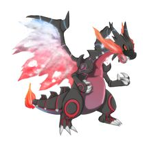 What #Pokemon do you get when you fuse Mega Charizard X with Groudon? by NarutoXSakuraLOVE.deviantart.com