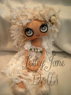 Angelica by Lesley Jane Dolls