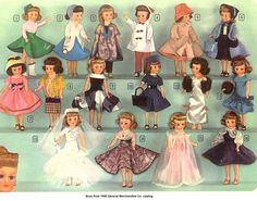 American Character » Vintage Doll Collector