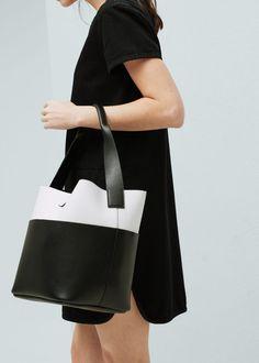 Tote bag - Taschen für Damen | MANGO Österreich