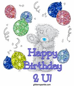 Glitter Birthday Wishes | birth9-1.gif Photo by Purple_fantasy209 | Photobucket