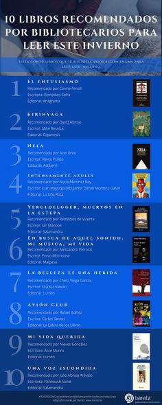 10 libros recomendad