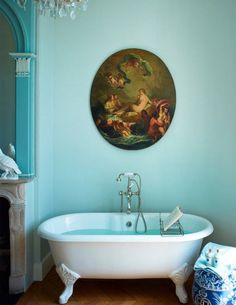 If my bathtub looked like this, it is possible I might never get out of the tub, ever.