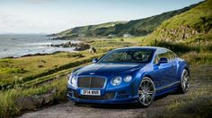 2015 Bentley Continental GT Speed coupe review notes