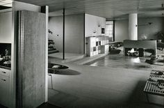 1945 - case study house #9  Charles Eames and Eero Saarinen, architects