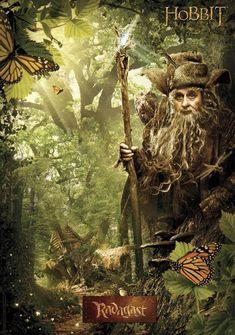 Radagast - Very druidic ;)