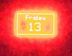 317. 13th. #11/13/15. #noblackcatnoladdertowalkunder