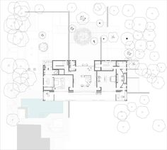 Image 25 of 33 from gallery of DIYA / SPASM Design Architects. 1st Floor Plan