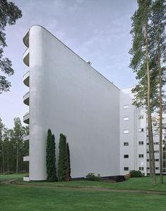 Alvar Aalto . Sanatorium . Paimio (4)