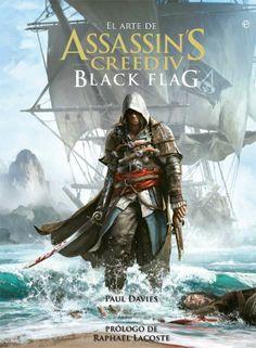 """""""El arte de Assassin´s Creed IV. Black flan"""" de Paul Davies en Fantasymundo"""". """"El libro posee más de 150 páginas a todo color de papel laminado con lo que las imágenes se aprecian con la mejor calidad posible.""""  Este título será disfrutado al máximo por los seguidores de la saga Assassin's Creed que quieran saber más acerca de los personajes y lugares que les rodean."""