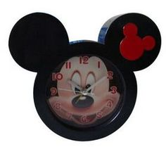 Mickey Alarm Clock #Disney