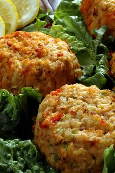 Maryland Crab Cakes! YUM!