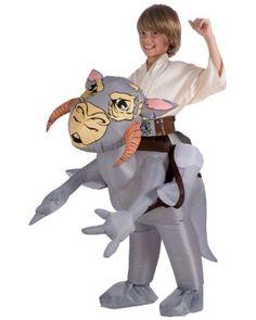Star Wars Inflatable Tautaun Kids Costume Costume Star Wars 68c387d07d811