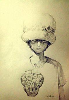 One Piece, Trafalgar Law. – One Piece Manga Anime, Fanart Manga, Anime Art, Akuma No Mi, Photo Manga, One Piece World, One Piece Pictures, 0ne Piece, Trafalgar Law