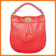 Marc by Marc Jacobs Classic Q Hillier Hobo in Infra Red - Shoulder bags (*Amazon Partner-Link)
