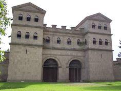 Xanten Roman fort, Deutschland