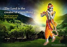 Srila Prabhupada on Lord Krishna  Bhagwad Gita